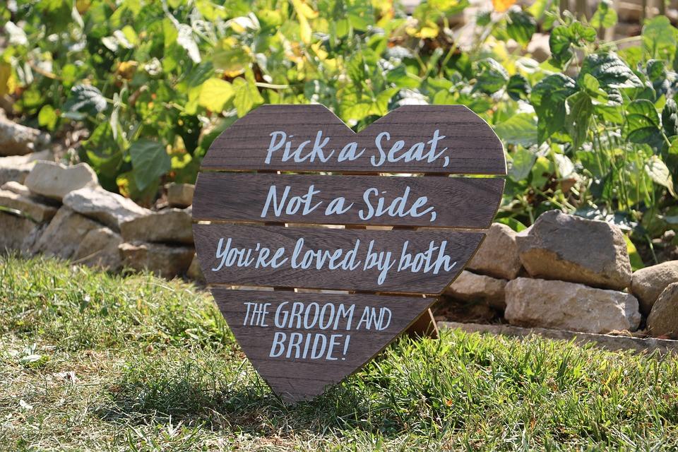 Les éléments clés pour organiser un mariage en plein air