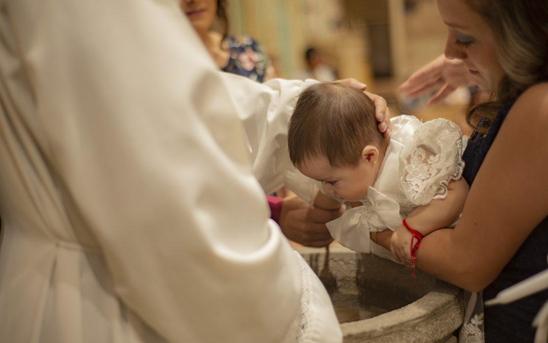 Organiser le baptême de votre bout de chou